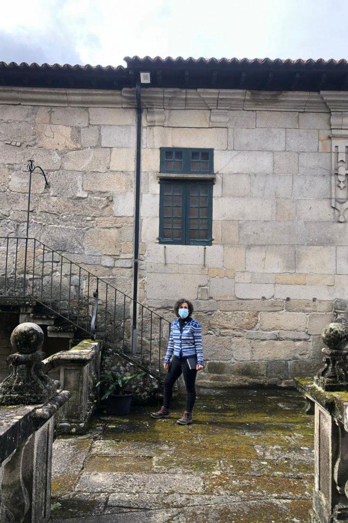 Estudio de Patologías del Museo de Pontevedra